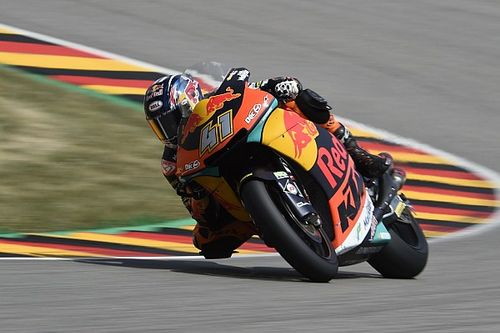 Moto2 Sachsenring: Premierensieg für Brad Binder