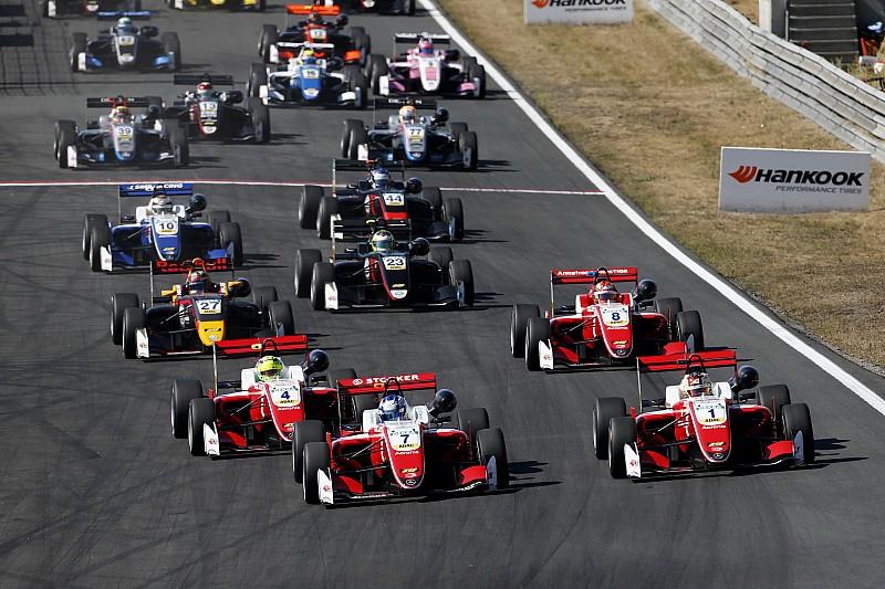 Enfada a equipos de F3 un test de Prema en Zandvoort