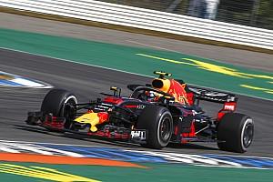 Verstappen first to take Hockenheim's Turn 1 flat