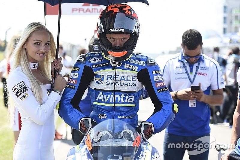 Rabat espera voltar a correr no GP da Tailândia