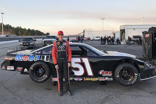 Stock car Preview Lessard ready to contest first race with Kyle Busch Motorsports