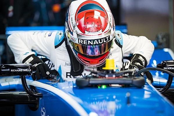 Formule E Quand les rookies découvrent la Formule E