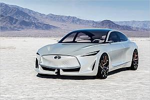 Automotive News Infiniti Q Inspiration Concept