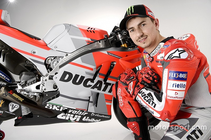 "Lorenzo admits current rider market value ""not high"""