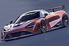 Autó A McLaren dolgozik a 720S GT3-as versenyváltozatán