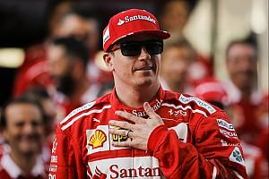 Fórmula 1 Noticias La sorpresa del año: Raikkonen abrió su cuenta oficial de Instagram