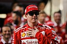 Ferrari: Raikkonen sulla SF71H nel primo giorno di test al Montmelo