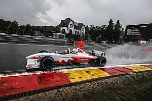 Formula 1 Special feature How it feels to tear around Spa in F1's new two-seater