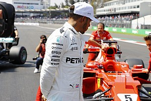 Hamilton nagy csatára számít Vettellel 2018-ban