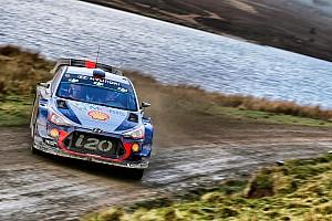 WRC Noticias de última hora Hyundai no confirma al 100% a ningún piloto para toda la temporada 2018