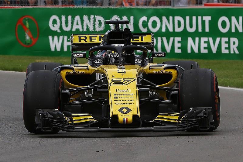 Renault: Formel 1 darf nicht in