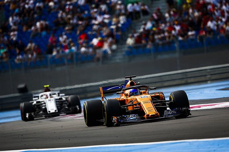 Concurrentie verbaast zich over prestaties van McLaren