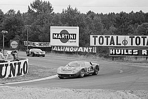 Auto Actualités Une Ford GT40 des 24 heures du Mans 1966 aux enchères