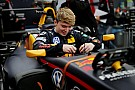 FIA F2 Red Bull rules out Ticktum as Ferrucci replacement
