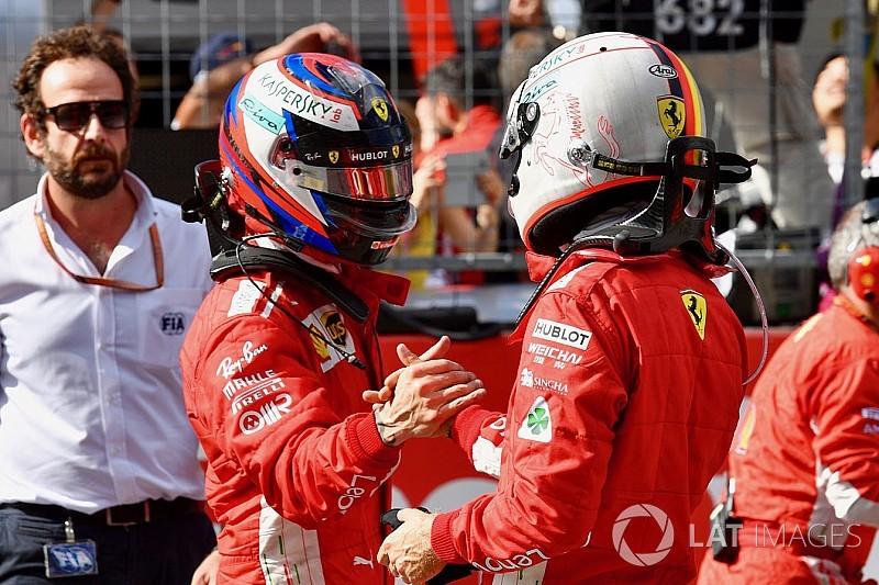 Wolff cree que órdenes de equipo en Ferrari hubieran sido brutales