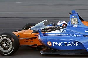 IndyCar Noticias Vídeo y fotos: el Aeroscreen en el monoplaza de IndyCar