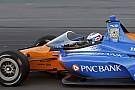 Dixon prueba el Aeroscreen de IndyCar en Phoenix
