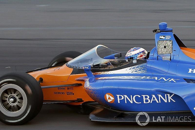Dixon mostra cautela, mas aprova aeroscreen da Indy
