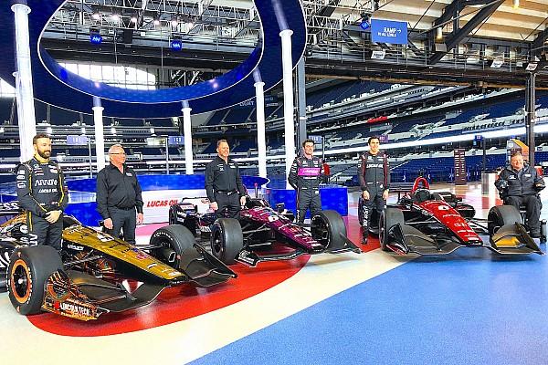 Schmidt Peterson Motorsports presentó su diseño 2018