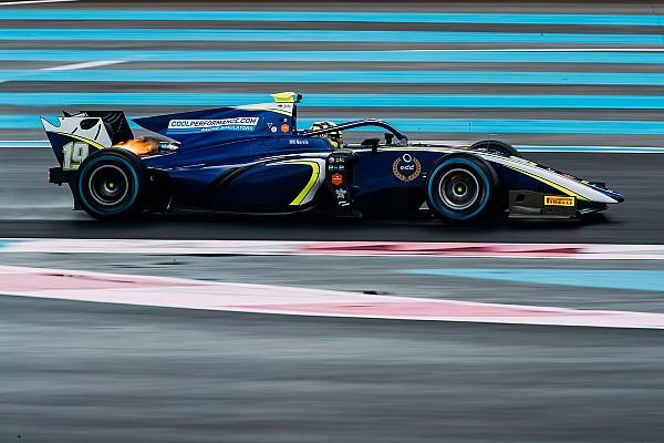 FIA F2 F2 Paul Ricard testi: İlk günün lideri Norris