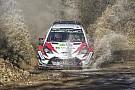 WRC 2日目でリタイアも8位入賞のラトバラ「ポイント獲得できて良かった」