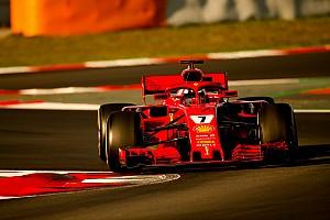 Formule 1 Actualités Räikkönen: La Ferrari pourrait aller plus vite
