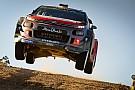 WRC Galería: las mejores fotos del regreso casi triunfal de Loeb al WRC