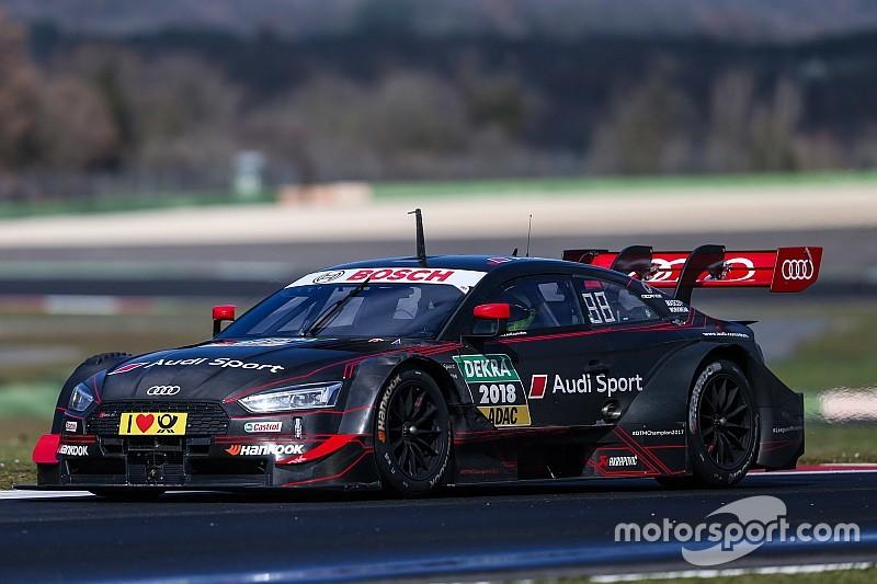 """Audi admite """"desvantagem"""" com novas regras do DTM"""