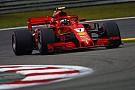 Hamilton cree que la versatilidad de Ferrari es