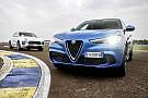 Automotivo Comparativo: Alfa Romeo Stelvio Quadrifoglio encara Porsche Macan Turbo