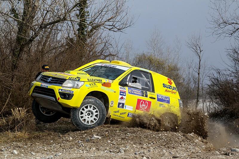Suzuki all'Italian Baja con aspettative Tricolori importanti