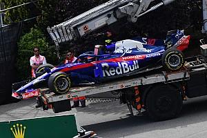 Formula 1 Breaking news Meski frustrasi, Honda yakin raih kemajuan di Spanyol