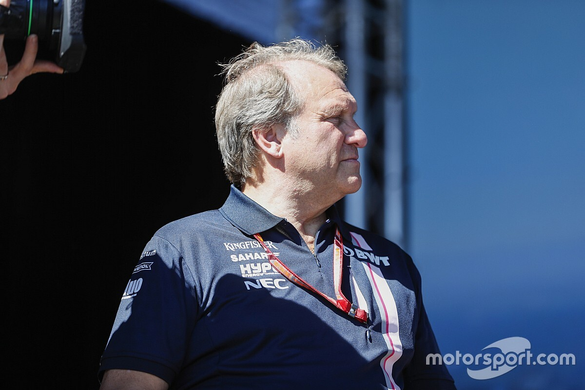 Force India : Bob Fernley évincé