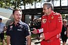 Fórmula 1 Ferrari y Red Bull pelean en conferencia por Mekies