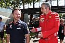 Ferrari y Red Bull se enfrentan en rueda de prensa por Mekies