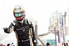 Formule E Vergne a remporté sa