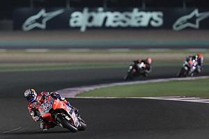 MotoGP Reaktion Dovizioso bestätigt starke Form, Lorenzo sieht viel Luft nach oben