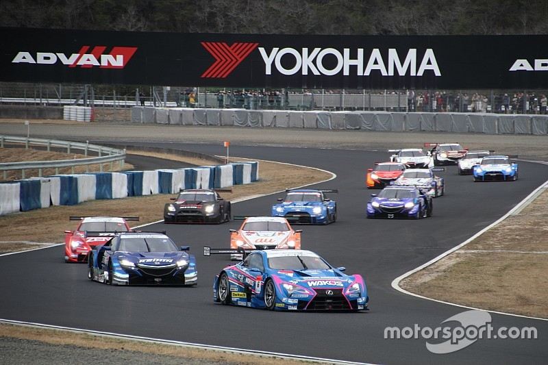 Preview Super GT 2018