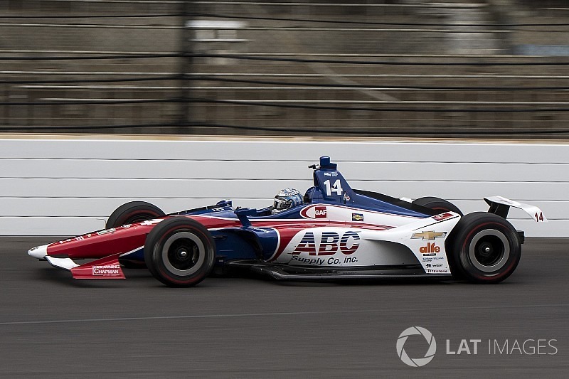 Indy 500: Kanaan al top nel Carb Day, problemi per la Patrick