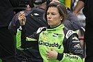 IndyCar Danica Patrick nach Crash zum Abschied: