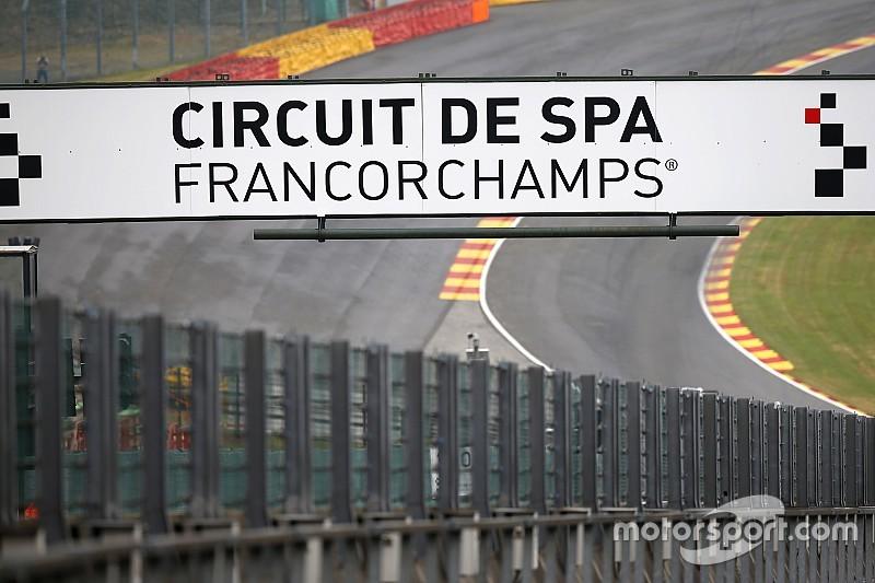 Los horarios del GP de Bélgica de F1