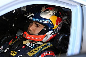 WRC Stage report Argentina WRC: Sordo and Ogier top opening Super Special with identical times