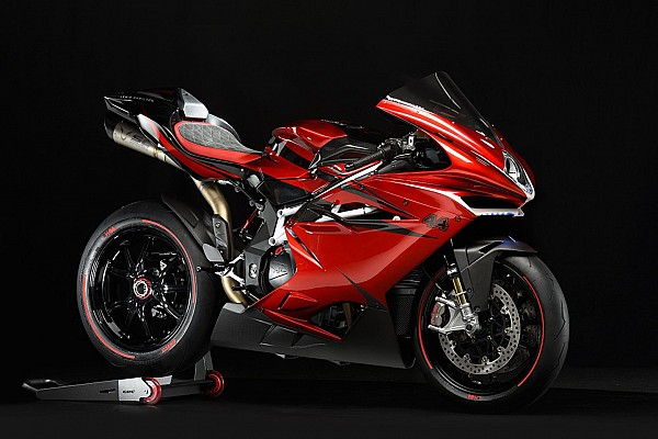 Other bike En iyiler listesi Galeri: Lewis Hamilton tasarımlı MV Agusta ortaya çıktı