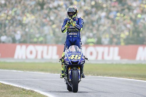 OTD: De memorabele tiende TT-zege van Rossi