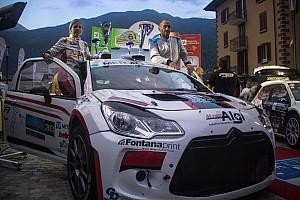 Rally Ultime notizie Moira Lucca sul podio al Rally Coppa Valtellina Nazionale