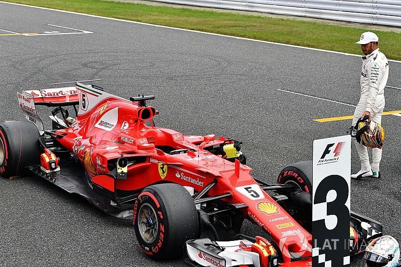 Hamilton: Hayalim Ferrari'de yarışmak değil