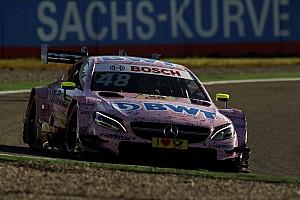 DTM Noticias de última hora El problema de Mercedes-AMG en el DTM 2018