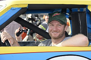 NASCAR Cup Noticias de última hora Dale Jr. no ganó en su adiós a Talladega, pero se va satisfecho