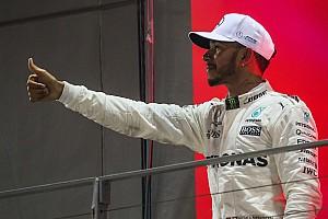 F1 Noticias de última hora Hamilton no tiene un deseo particular por igualar los siete títulos de Schumacher