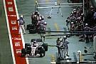 Force India se concentra en maximizar resultados